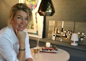 Andrea Janssen, owner Atelier Andrea